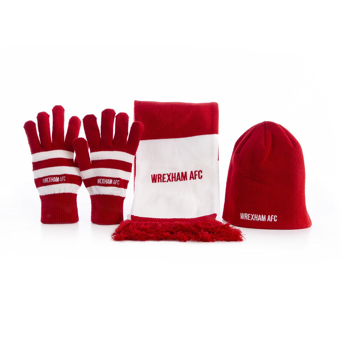 Hat, Scarf & Glove Set