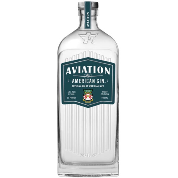 Green Labelled Aviation Gin